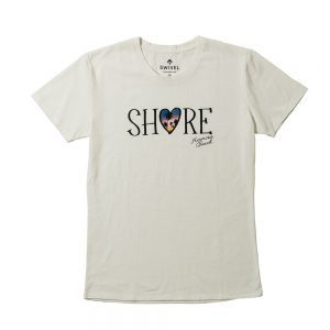 SHORE HERMOSA - SLIM TEE