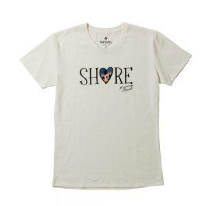 SHORE HERMOSA-SLIM TEE