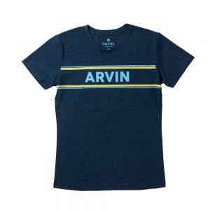 ARVIN-SLIM TEE