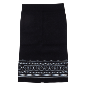 TRIBAL KNIT SKIRT