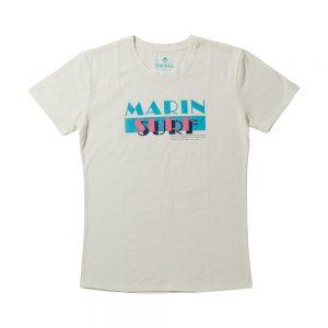 MARIN SURF - SLIM TEE