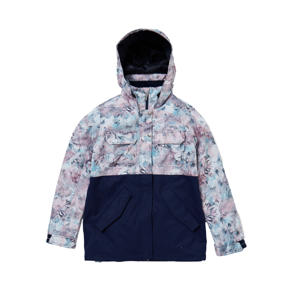 BOTANICAL SOLID JKT