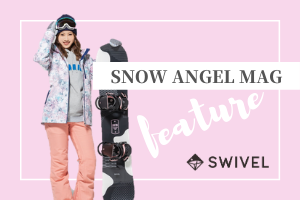 【MEDIA掲載情報】SNOW ANGEL MAG