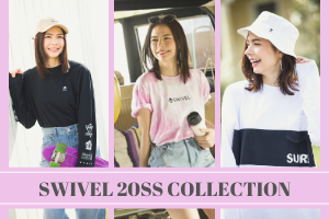 \NEW/20SS Collectionの発売開始!