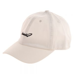 CURSIVE LOGO TWILL CAP