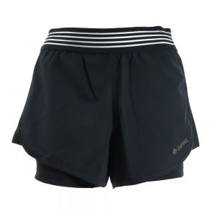 2in1 Shorts / Black