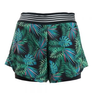 2in1 Shorts / Green