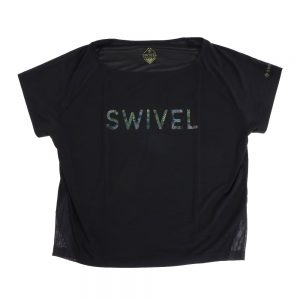 Logo Graphic Tee / Black