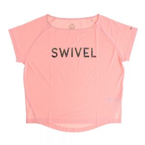 Logo Graphic Tee / Pink